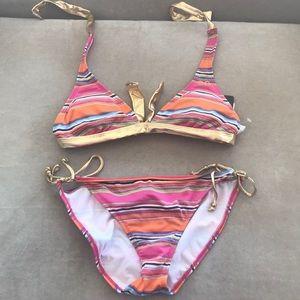 NWT Guess bikini swimsuit size large